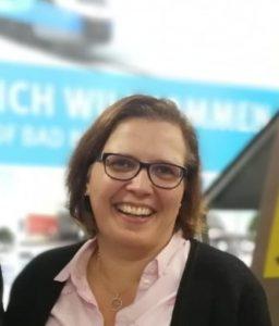 Andrea Klokkers SPD Kandidatin für das Amt der Bürgermeisterin in Uelsen